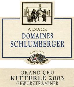 Schlumberger etikete