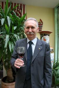 "Brunello di Montalcino Konsorciumo prezidentas Patricio Cencioni, ""Capanna"" šeimos įmonės savininkas"