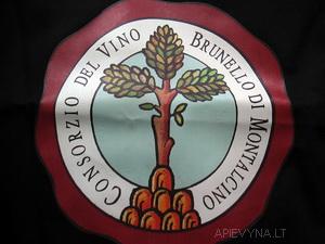 Montalcino ženklas