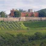 Chianti Classico rajono širdis Castello di Brolio
